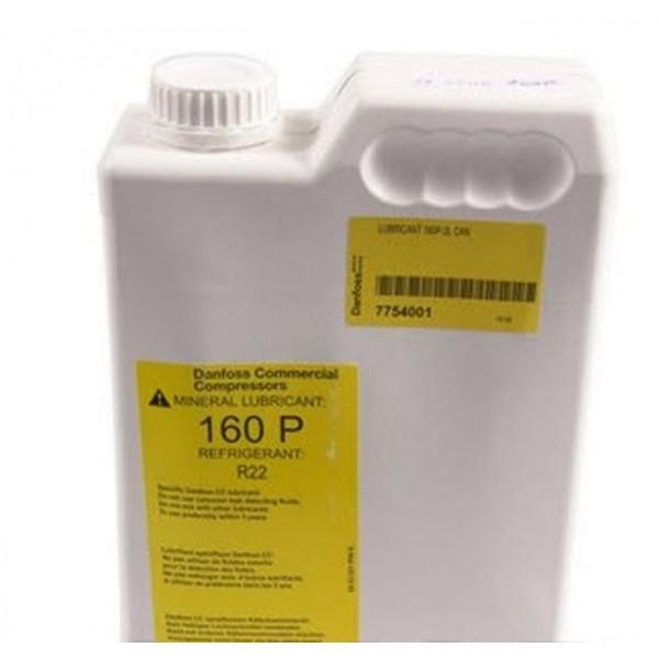 Kältemaschinenöl Danfoss 160P (Mineralöl, 2l) für... - Kälte Chemie