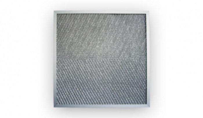Gestrickfilter Aluminium 500x500x20 - null