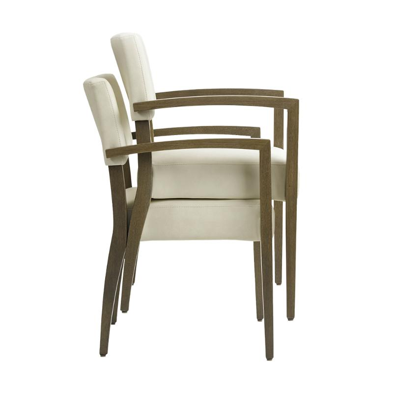 Stackable chair Brindisi - catalogue horeca