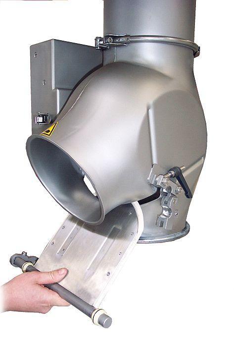 Metallseparator - QUICKTRON 07 RH HyQ Clean