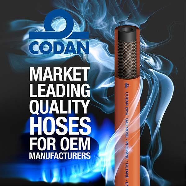 Codan Gas Hose