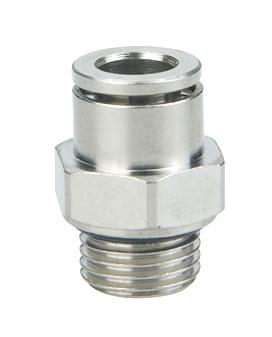 Brass Push in Fittings, Brass Push to Connect Fittings - Brass Push in Fittings, Brass Push to Connect Fittings, Brass Connector