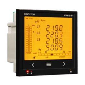 CVM-C10 - Centrale de mesure triphasée RS485 Modbus