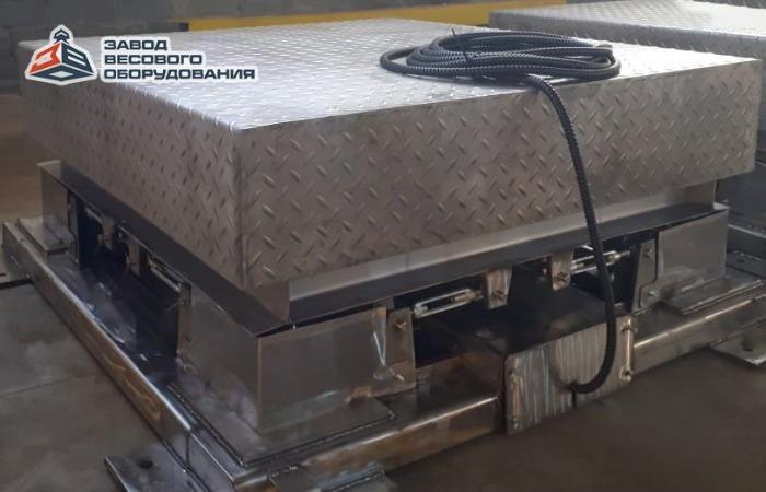 Платформени везни от неръждаема стомана - Висококачественото оборудване за претегляне се търси в различни области