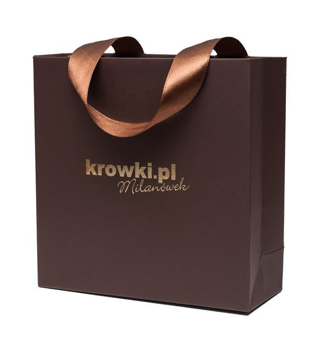 DECORATIVE PAPER BAGS - Promotional bags made of textured, decorative papers