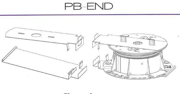 Aluminium tegelfixatie - Benodigdheden bij het vakkundig opplussen van planken- en tegelvloeren.