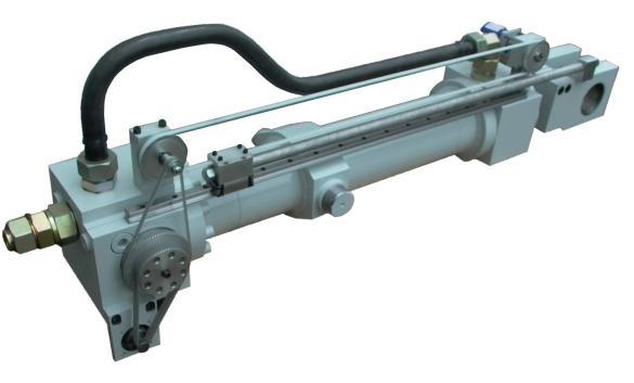 HYDRAULIKZYLINDER - hydraulische Sonderzylinder