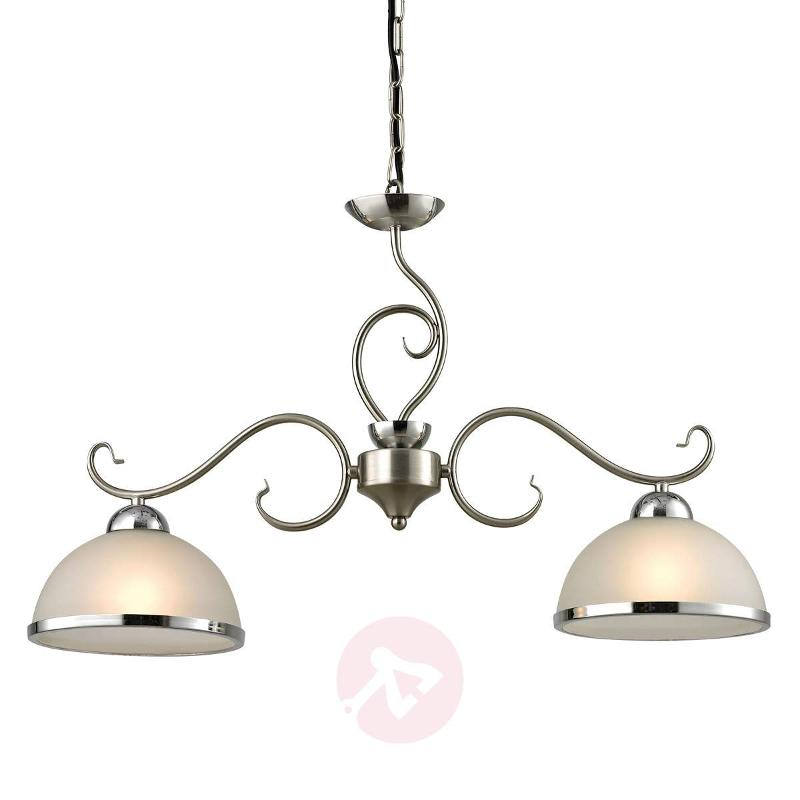 Classik - 2-bulb hanging light