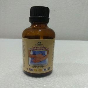 Ancient Healer constipation relief blend50ml - constipation relief blend massage oil