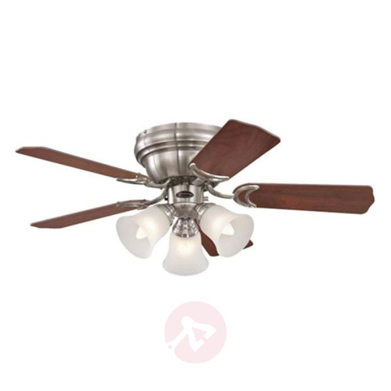 Ceiling fan Contempra Trio with light - fans