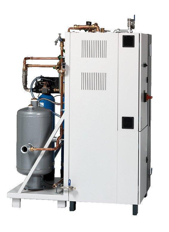 Steam Boiler - Elektro E 6 M - E 72 M -