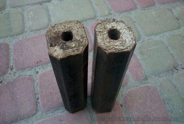Брикеты топливные  - БРИКЕТЫ - Pini & Kay- NESTRO - RUF