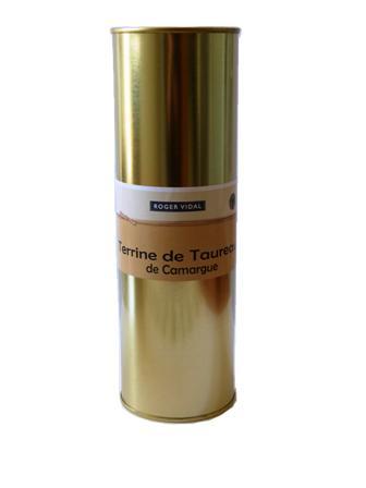 TERRINE DE TAUREAU DE CAMARGUE - RHD - Epicerie salée
