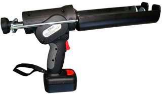 Customized sealant and adhesive applicator - PowerMax HPD-3030-10.8V Li-Ion