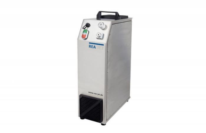 Système de marquage par laser FL - REA JET FL - Identification durable imperdable des matériaux plastiques et métalliques