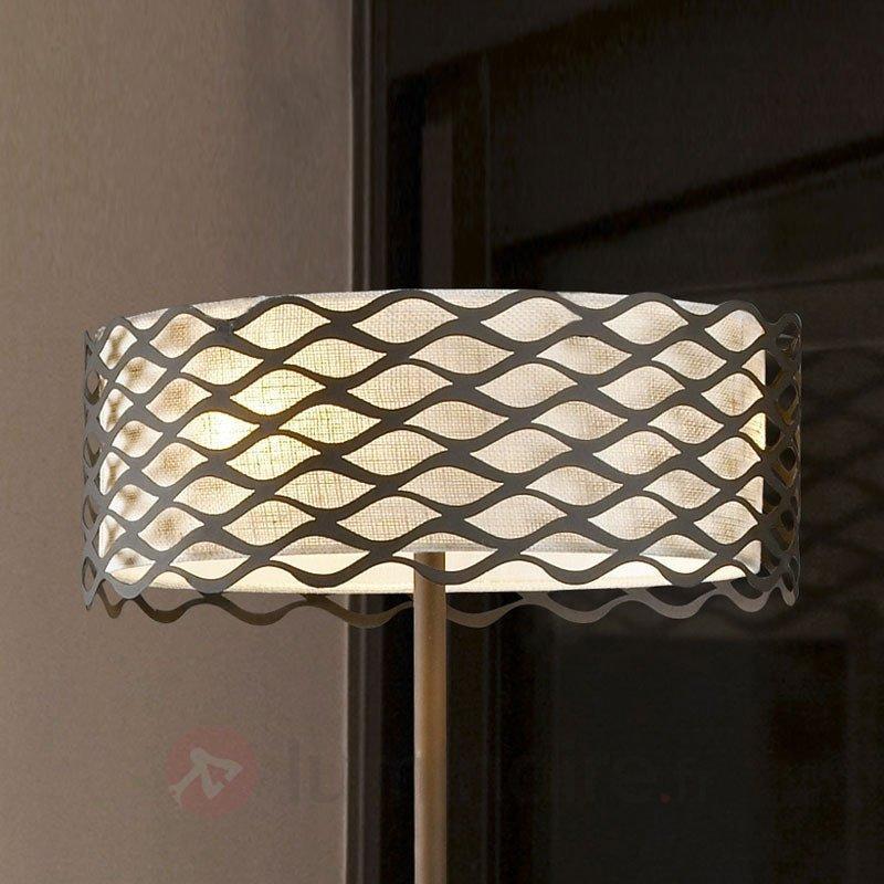 Incroyable lampadaire ALSACIA - Lampadaires en tissu