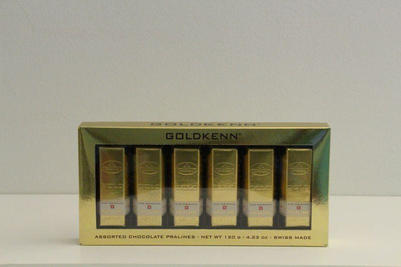 Goldkenn Assorted Chocolate Pralines -
