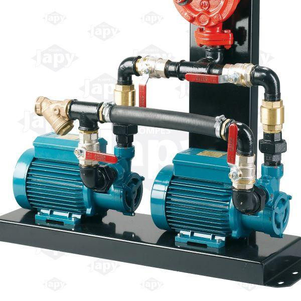 Electric Pumps With Priming And Emergency Manual Pump - Electric Pump