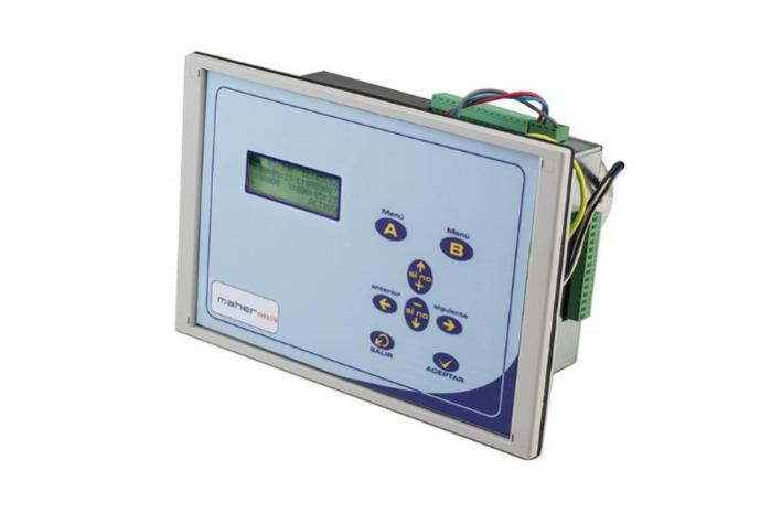 MAHER MEZCLA - Sistema de mezcla de aguas con distinta conductividad eléctrica