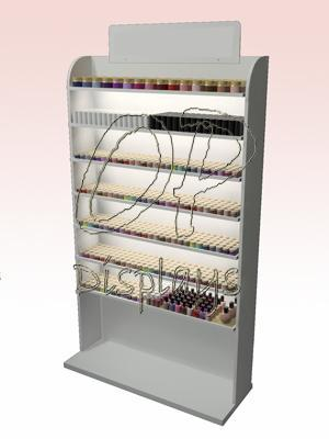 Cosmetic Wall Racks - null