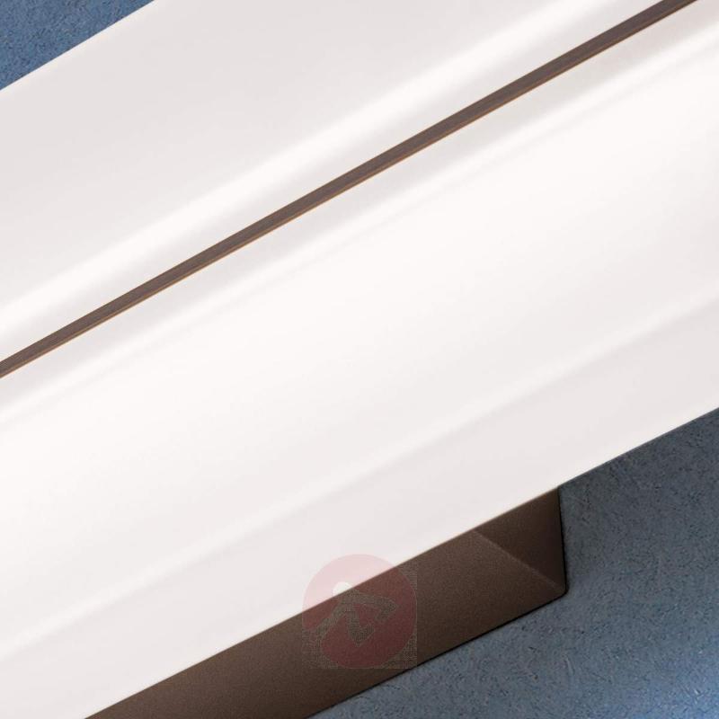 Straight LED wall lamp Jamama - Wall Lights