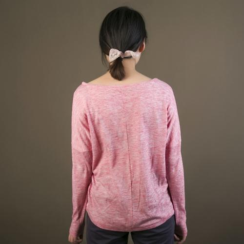 Fashion design bat sleeve custom cotton lace t-shirt women - Anti-Pilling, Anti-Shrink, Anti-Wrinkle, Breathable, Eco-Friendly, Plus Size