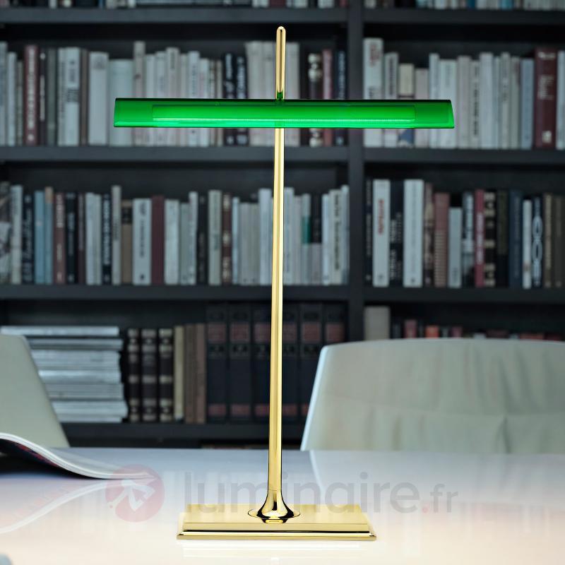 Lampe à poser LED Goldman avec capteur optique - Lampes de bureau LED
