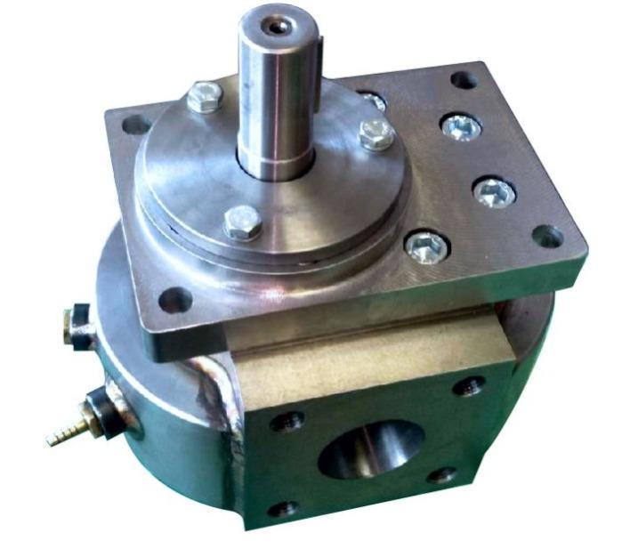 Special YG01 Gear Pump - Isıtma Cepli Dişli Pompası