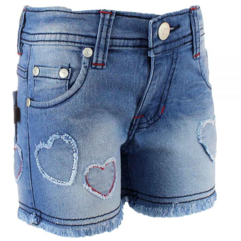 8x Shorts jeans Tom Jo du 2 au 5 ans - Robe Jupe et short