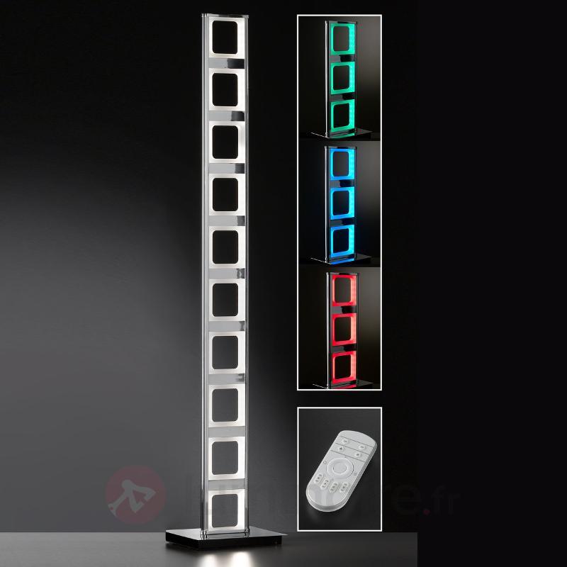 Lampadaire LED, câble RBGW - Lampadaires LED