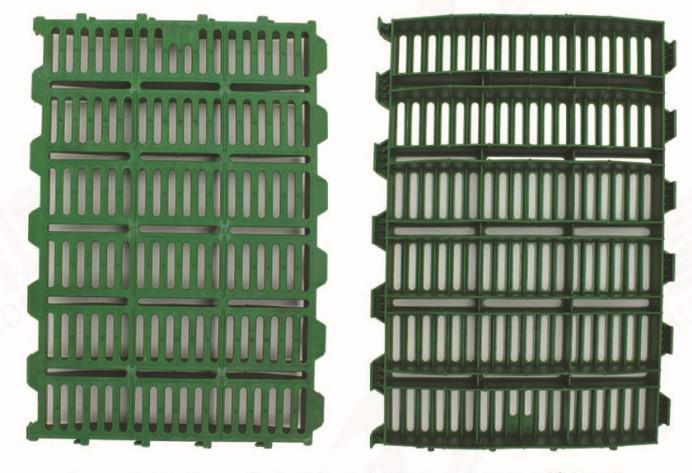 300*500mm pig/sheep/goat plastic slat floor  - pig/sheep/goat plastic slat floor