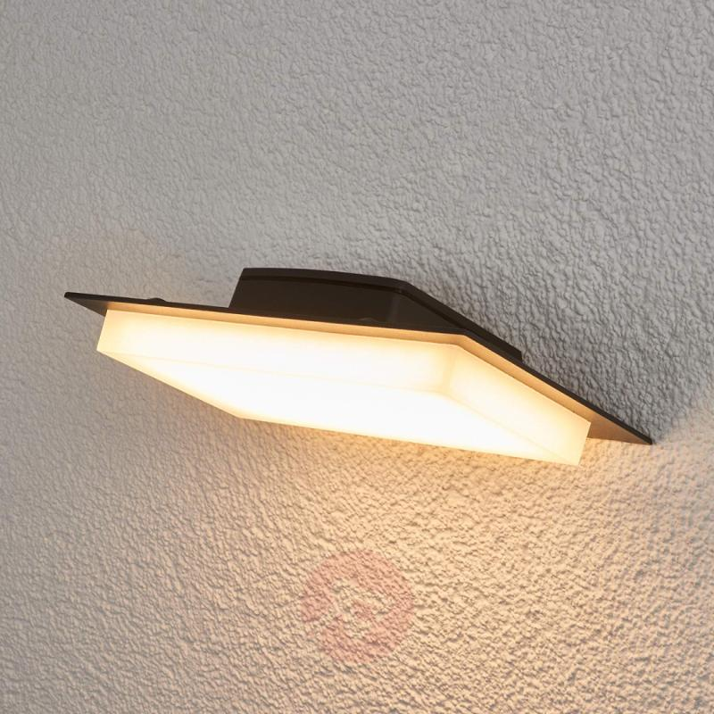 Consta LED wall lamp, for outdoors - outdoor-led-lights