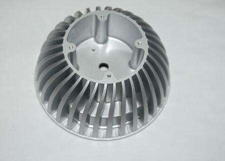 Aluminum die casting - we custom produce aluminum die castings according to drawing or samples