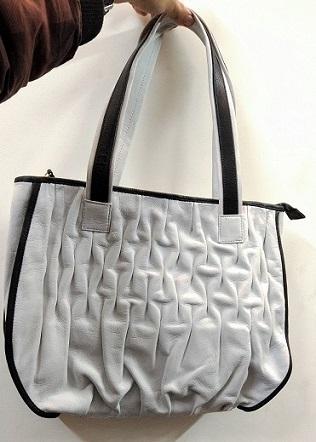 Leather handbag 009 - Natural Crust Women Leather HandBag