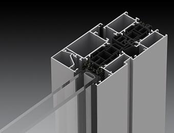 window-and-door-systems blyweert-aluminium triton-hi - aluminium-joinery