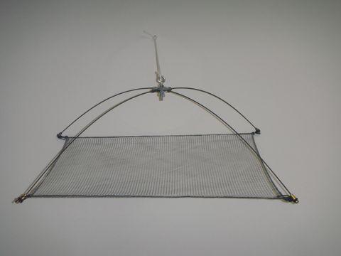Bacchette in acciaio per reti quadrate - null