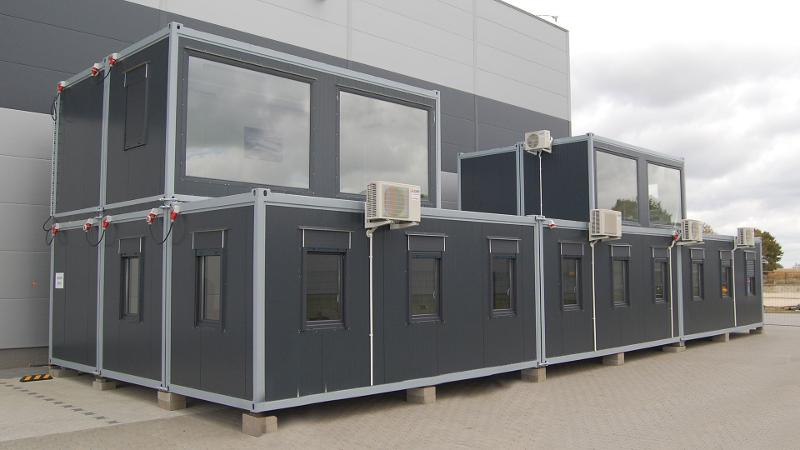 Office containers -