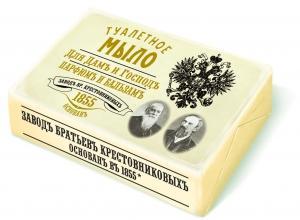 Krestovnikov brothers's factory soap