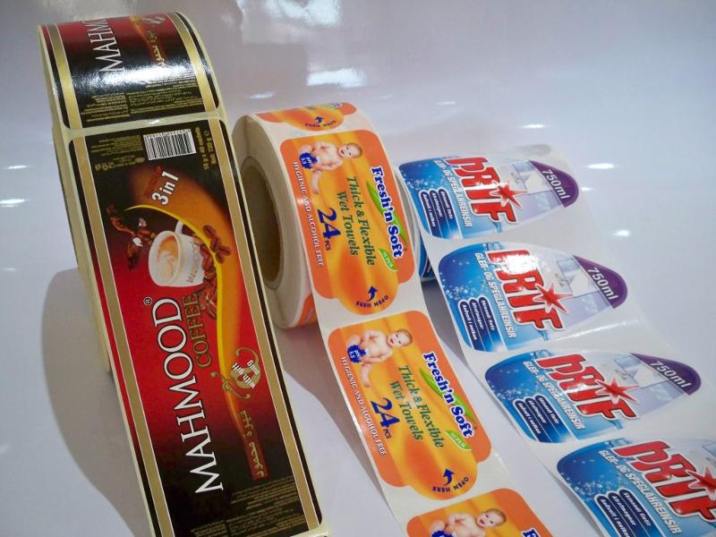 Our adhesive labels – the effective, simple and... - null