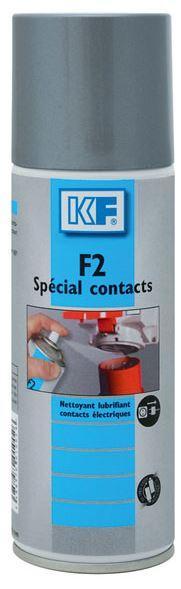 Nettoyants de précision - F2 SPECIAL CONTACTS