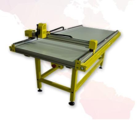 Оборудование для создания витражных стекол - Уф-принтеры, витражное оборудование, станки для резки стекла, тканей, пластика