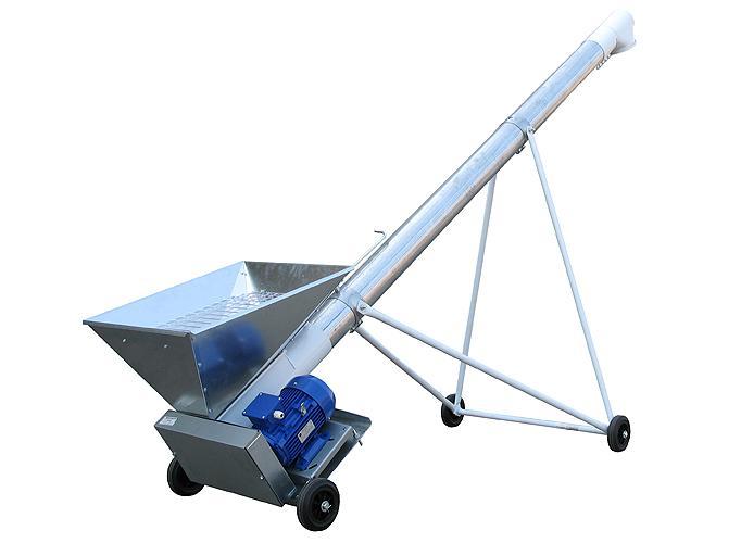 Vis à grain - DGC - Gamme mécanique de transport de céréales
