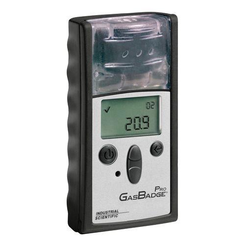 GasBadge® Pro - Brinda proteccíon de por vida contra los peligros de los gases
