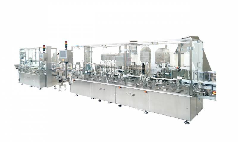 Turnkey Line | KUGLER LINOCLEAN and LINOLINE - Turnkey Line | KUGLER LINOCLEAN and LINOLINE: Bottles, Nasal Applications