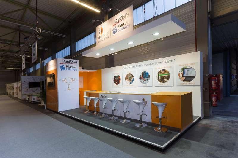 4D Services - Project - Salon : Prowood