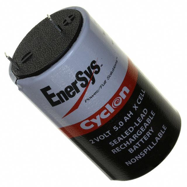 BATTERY LEAD ACID 2V 5AH - EnerSys 0800-0004