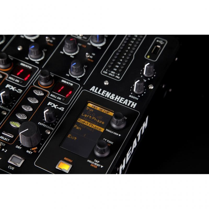 DJ-Mixer - Allen & Heath Xone:DB4