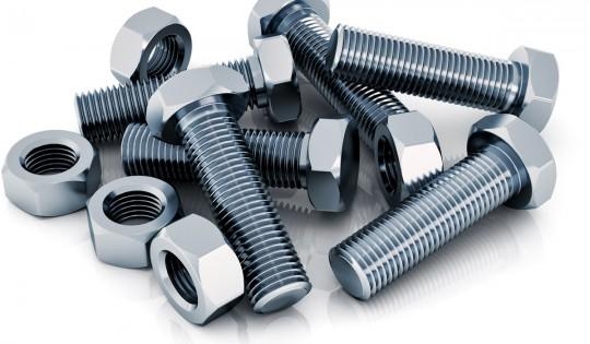 Stainless Steel Fasteners  - Stainless Steel Hex Head Bolt - Stainless Steel Hex Nut - Stainless Steel Washer