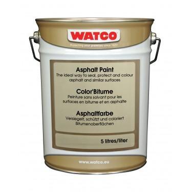 Peinture de sol bitume - Color'bitume®