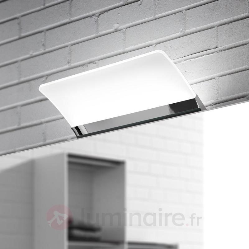 Applique pour miroir LED Angela IP44, 16 cm - Salle de bains et miroirs